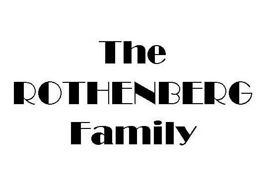 The Rothenberg Family